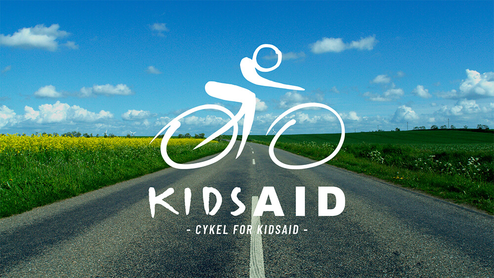 Cykel for KidsAid
